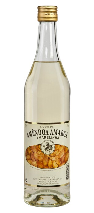 Amendoa Amarga Amarelinha