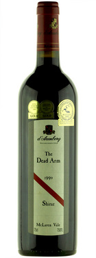 D Arenberg Dead Arm Shiraz 1999