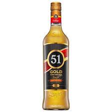 Cachaca 51 Gold