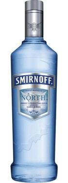 Smirnoff North Nortic Berries