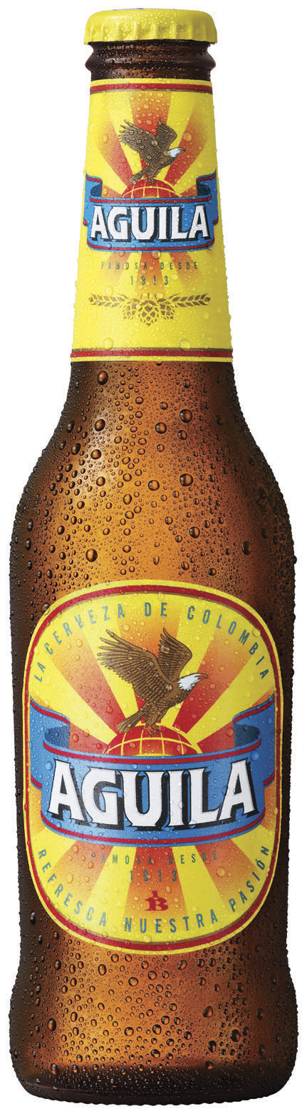 Aguila Cerveza-de Colombia