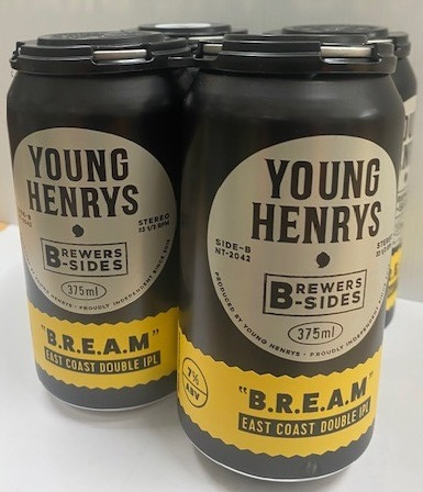 Young Henry-bside Bream East Cost Dbl Ipl