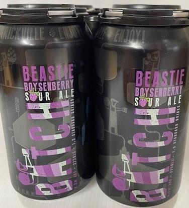 Batch Beastie-boysenberry Sour Ale