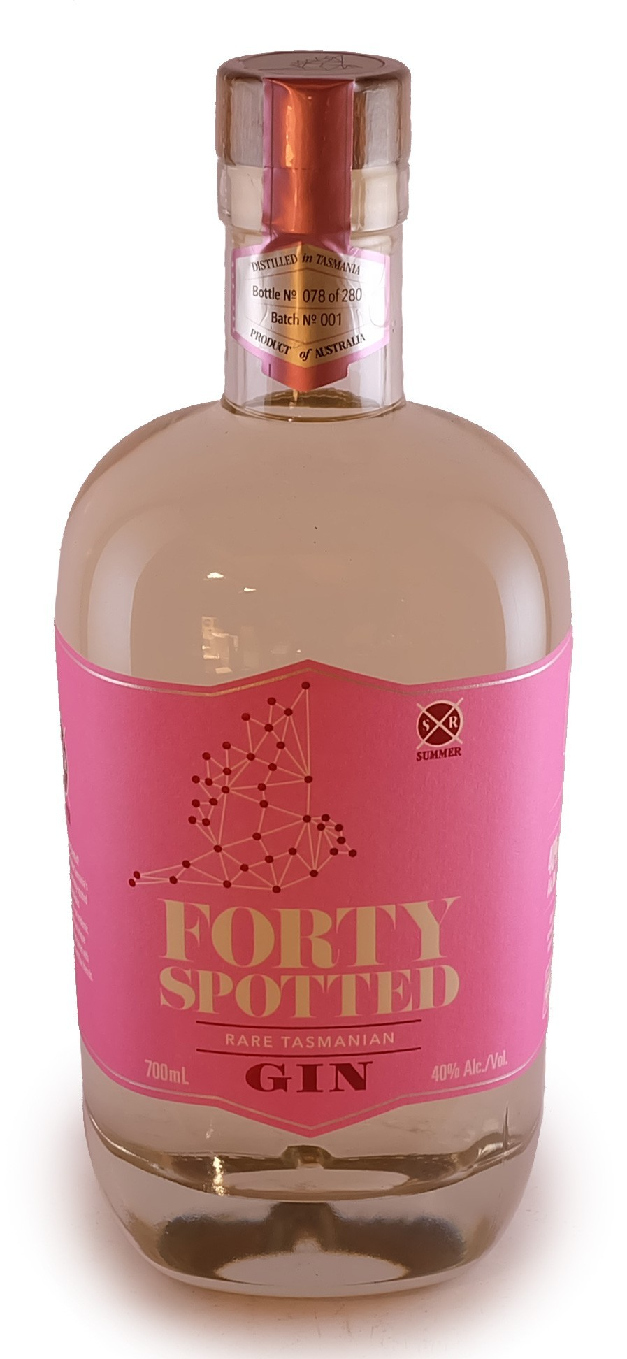 Forty Spotted Summer Gin