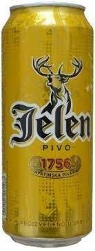 Jelen Pivo 500ml Cans