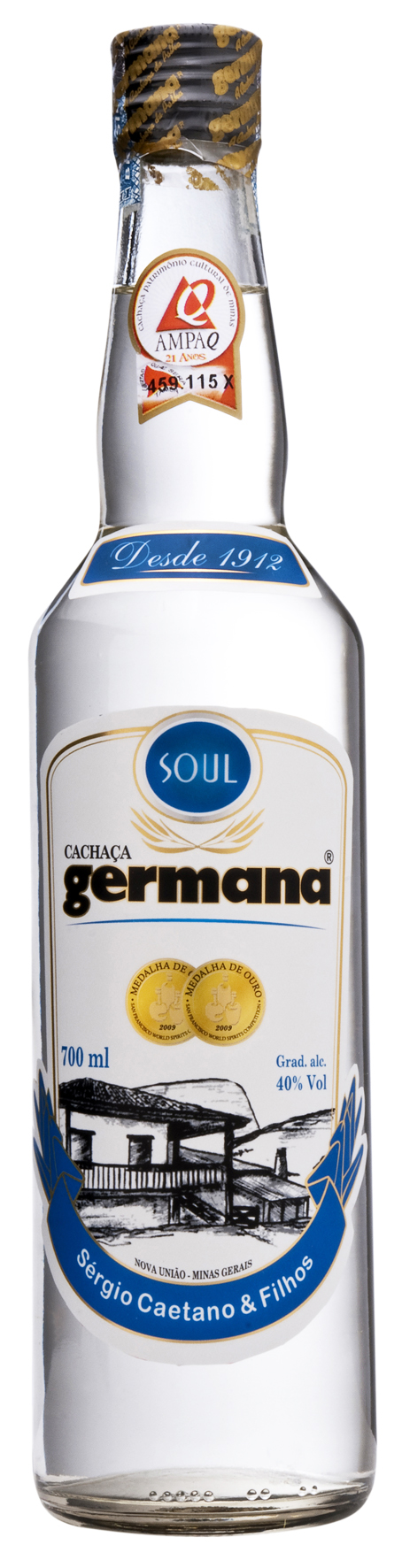 Germana Cachaca Soul (White)