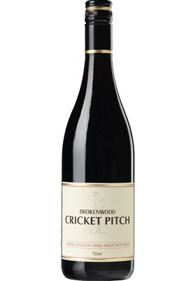 Brokenwood Cricket Pitch Red