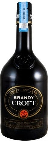 Croft Brandy (36 Percent)