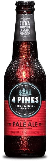 4 Pines Brewing Pale Ale