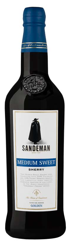 Sandmena Medium Sweet Sherry