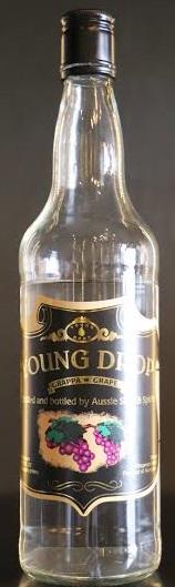 Young Drop-grappa 700ml