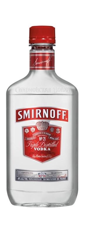 Smirnoff Vodka 350ml