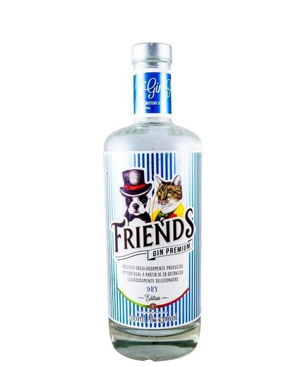Friends Dry Gin