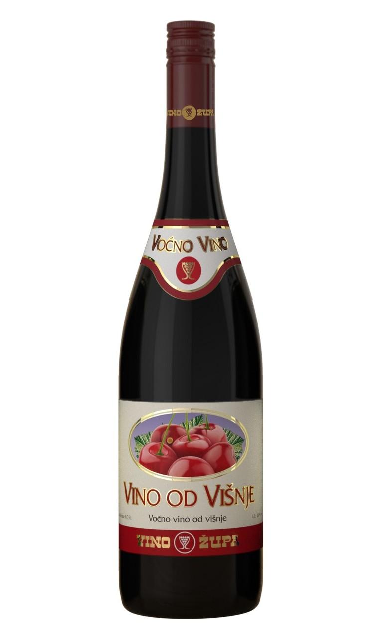 Vino Zupa Cherry Wine