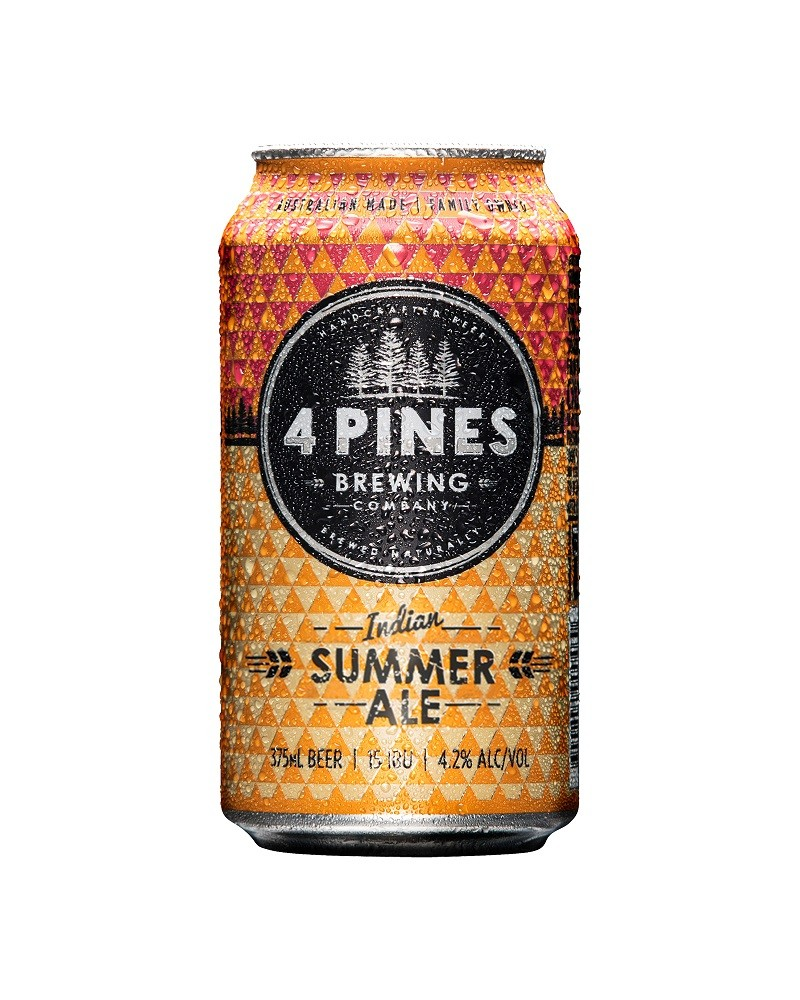 4 Pines Brewing Summer Ale Cans