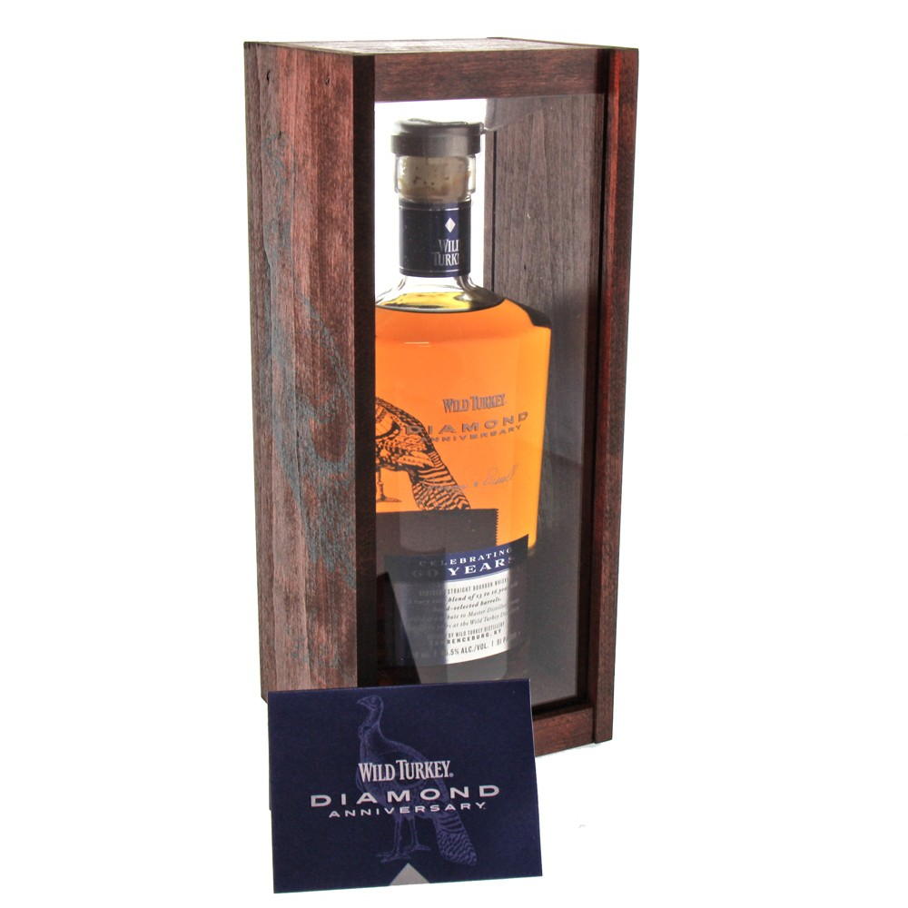 e53569ed5b5 Wild Turkey Diamond Anniversary - Petersham Liquor Mart Australia ...