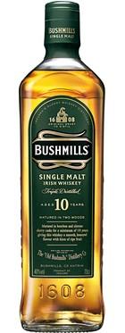 Bushmills 10 Year Old Malt Whisky