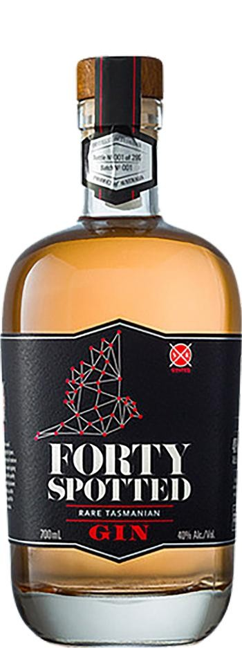 Forty Spotted Winter Release Gin
