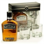 Gentleman Jack Gift Pack and 2 Rocks Glasses