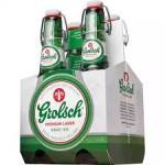 Grolsch 450ml (4 pack)