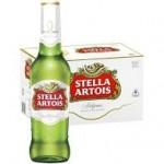 Stella Artois 330ml Best Before End Aug21 (case 24)