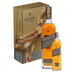 Johnnie Walker Gold Platinum Gift Pack