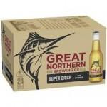 Great Northern-330ml Super Crisp (case 24)