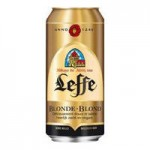 Leffe Blonde Cans 500ml (case 24)