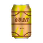 Cattleyard Brewing-lager (case 24)