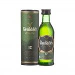 Glenfiddich-12yo Single Malt 50ml