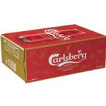 Carlsberg Limited Edition Liverpool Cans Best Before Apr 21 (case 24)