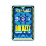 Beerfarm Big Hazy-double Ipa (case 24)