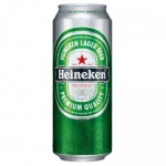 Heineken Cans 500ml (case 24)