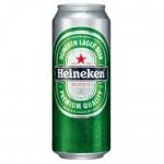 Heineken Cans 500ml (case 24)
