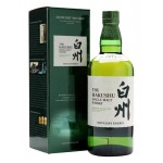The Hakushu Distillers Reserve Single Malt Whisky Limit 1 Per Customer