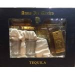 Arma De Mexico Gold Tequila Pistol