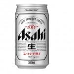 Asahi Super Dry Can 350ml (case 24)