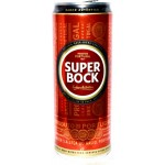 Superbock Pilsner 500ml Cans Best Before JUNE 2018 (case 24)