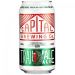 Capital Brewing Co Trail Pale Ale Cans (case 24)