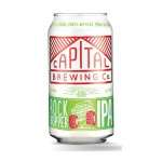 Capital Brewing Co Rock Hopper IPA Cans (case 24)