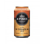 4 Pines Brewing Summer Ale Cans (case 24)