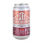 Capital Brewing Evil Eye Red IPA (case 24)