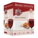 Berri Estate Dolce Rosso 5Lt (case 4)