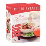 Berri Estate Rose 5Lt (case 4)