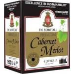 De Bortoli Cabernet Merlot Cask 4Lt (case 4)