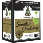De Bortoli Colombard Chardonnay 4Lt Cask (case 4)