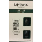 Laphroaig Select Cask Gift Pack