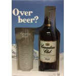 Canadian Club Glass Gift Pack NOT AVALIABLE until further notice Sorry